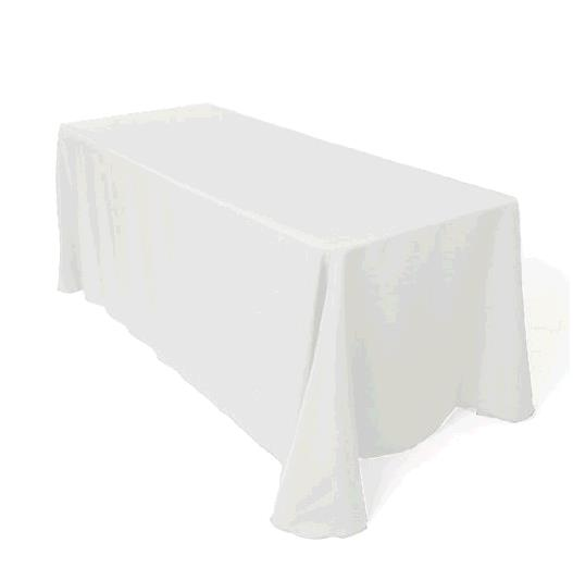 Where to find Rectangular Linens for 6  Tables in Surrey
