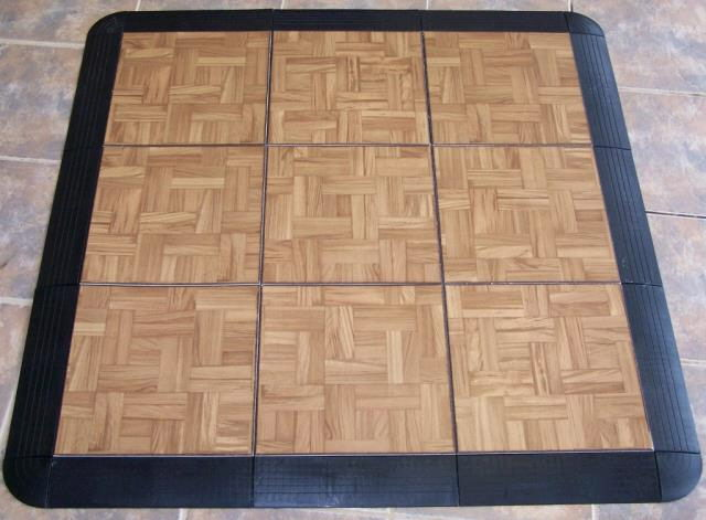 Where to find Dance Floor, Classic 18  x 18 in Surrey