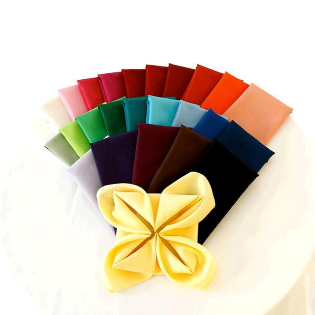 Where to find Napkins - Blue, Yellow, Black, Purple in Surrey