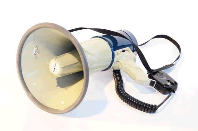 Where to find Megaphone in Surrey