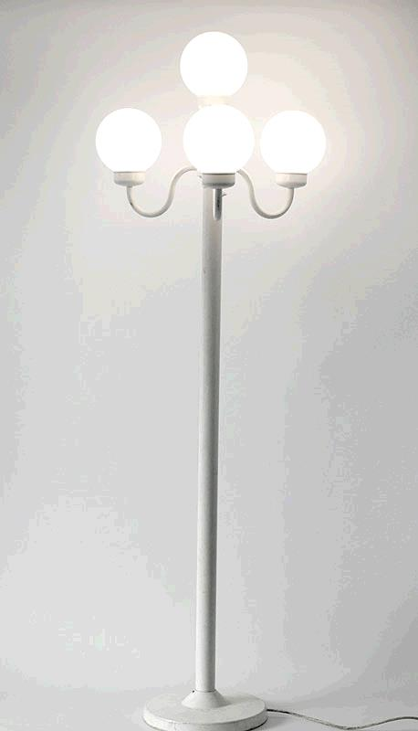 Where to find Light Stand with 4 Globes in Surrey