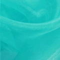 Rental store for Organza Sash - Turquoise in Surrey BC