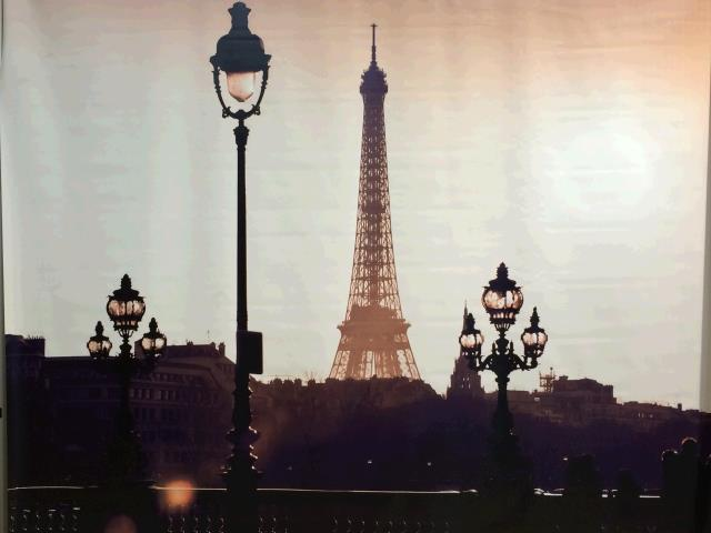Where to find Backdrop - Paris in Surrey
