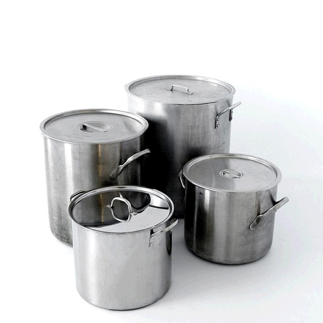 Where to find Stock Pot - SS 40 qt. in Surrey
