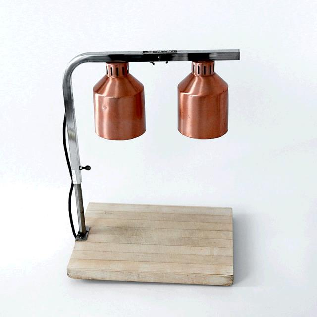 Where to find Heat Lamp with Cutting Board in Surrey