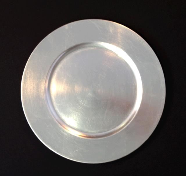 Where to find Charger Plate - Silver in Surrey
