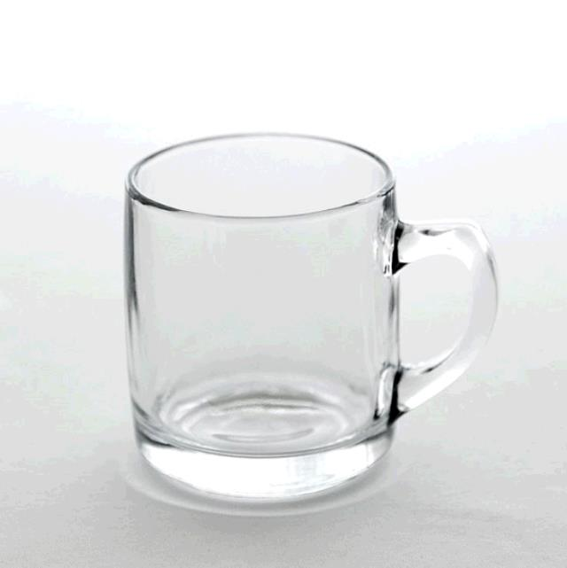 Where to find Glass Mug 10oz. in Surrey