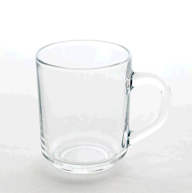 Where to find Glass Mug 8oz. in Surrey