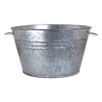 Where to find Ice Tub, Small Galvanized Round in Surrey
