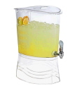 Rental store for Beverage Jar Plastic  Oval  3 Gal in Surrey BC