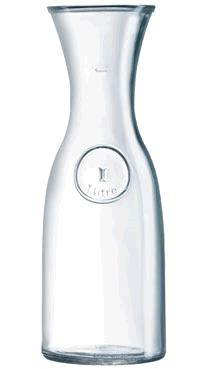 Where to find Carafe, Wine - 1 2 litre in Surrey