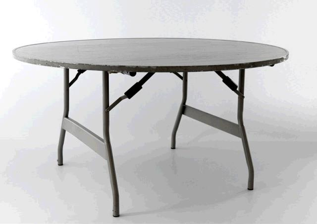 Where to find Table - 4  Round. Aluminum Premium in Surrey