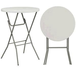 Where to find Table - 30  Round, Plastic in Surrey