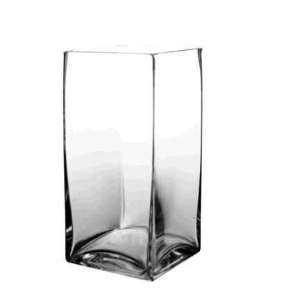 Where to find Vase, Square - 3 x 4 x 9 in Surrey
