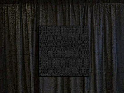 Where to find Banjo Black Drape Panels in Surrey