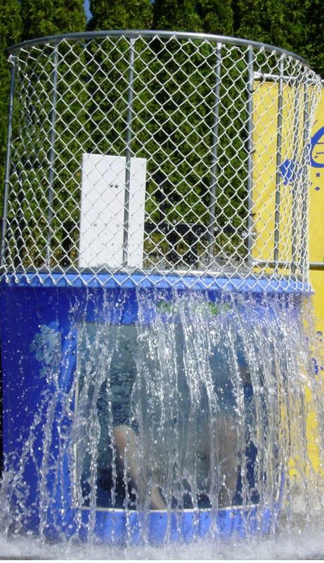 Where to find Dunk Tank Kit  500 Gal. tank in Surrey