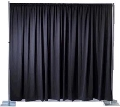 Rental store for Poly Black Drape Panel in Surrey BC