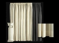 Rental store for Ivory Drape Panel in Surrey BC
