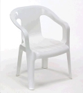 Rental store for Chair- Childrens White in Surrey BC