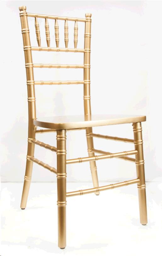 Where to find Chair- Chiavari  Gold in Surrey