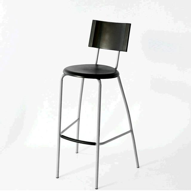 Where to find Bar stool with backrest in Surrey