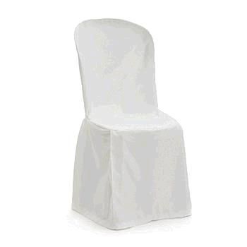 Where to find Chair Cover- Bistro White in Surrey