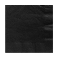 Rental store for .Beverage Napkin- Jet Black in Surrey BC