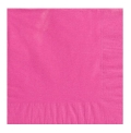 Rental store for .Beverage Napkin-Bright Pink in Surrey BC