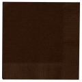 Rental store for .Lunch Napkin- Chocolate Brown in Surrey BC