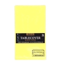 Rental store for Tablecover- Light Yellow   Rec 54x108 in Surrey BC