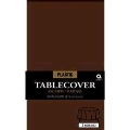 Rental store for Tablecover- Brown   Round in Surrey BC