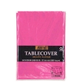 Rental store for Tablecover- Bright Pink   Round in Surrey BC