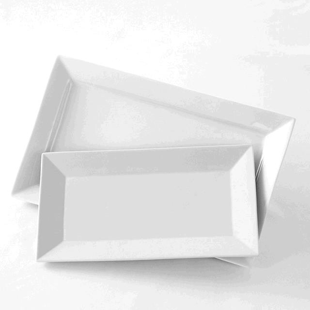 Where to find Platter - White 14 x8 in Surrey