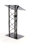 Rental store for Lectern - Truss Metal in Surrey BC