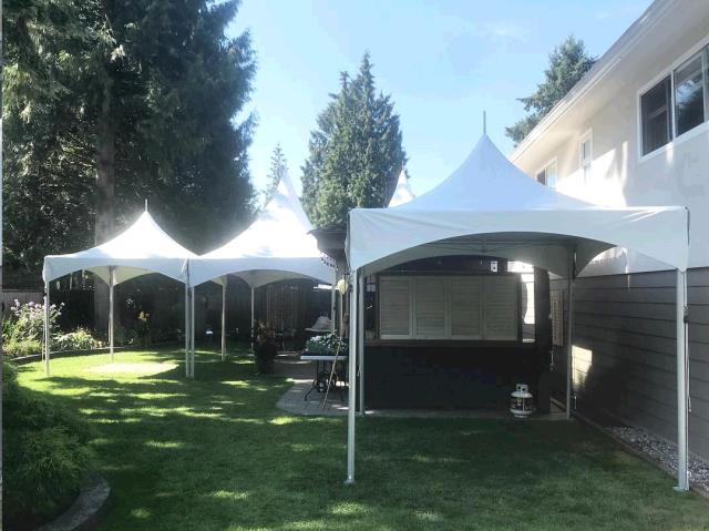 Where to find Marquee Tents  Square   Rectangular in Surrey