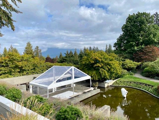 FRAME TENTS 20 FOOT WIDE Rentals Surrey BC, Where to Rent FRAME ...