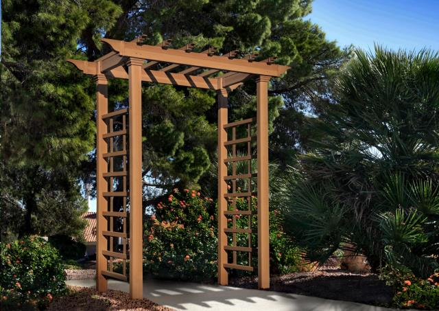 Where to find Archway, Wood Resin   Arbor in Surrey