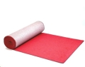 Rental store for Carpet - Red 4  x 25  - Indoor use only in Surrey BC