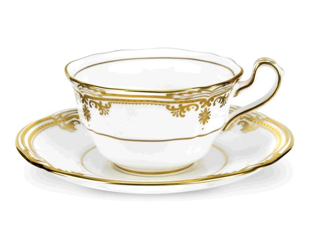 Where to find Tea Cup   Saucer - Fancy China in Surrey