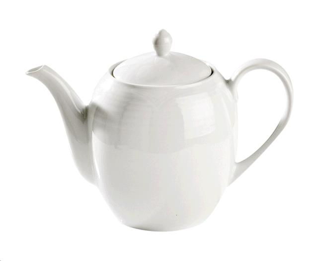 Where to find Arctic White Tea Pot 36oz in Surrey