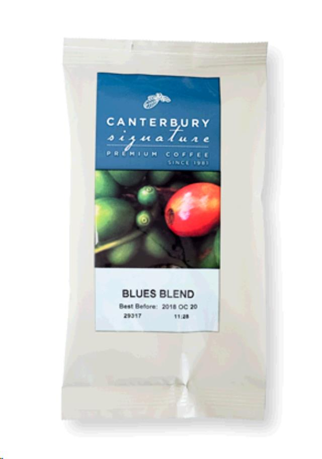Where to find Canterbury Blues Blend Coffee in Surrey