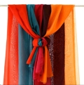 Rental store for Organza Drape Panels in Surrey BC
